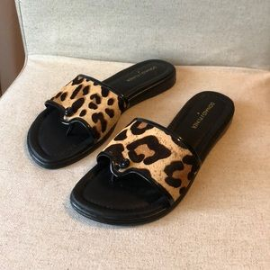 Donald J. Pliner Animal Slip on sz 8M